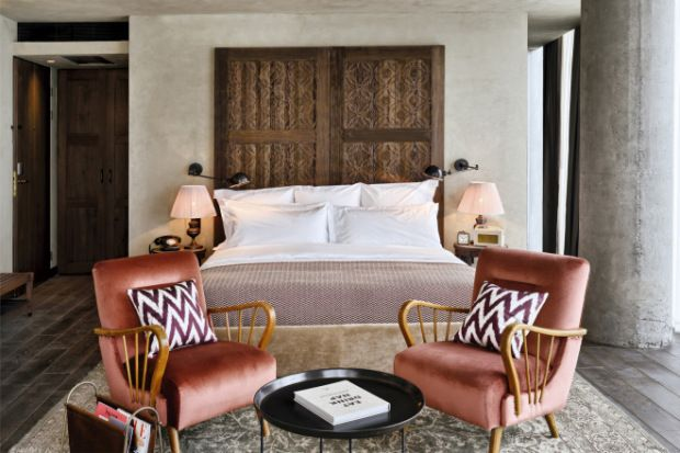Soho House Istanbul Looks like an Amazing Place to Stay