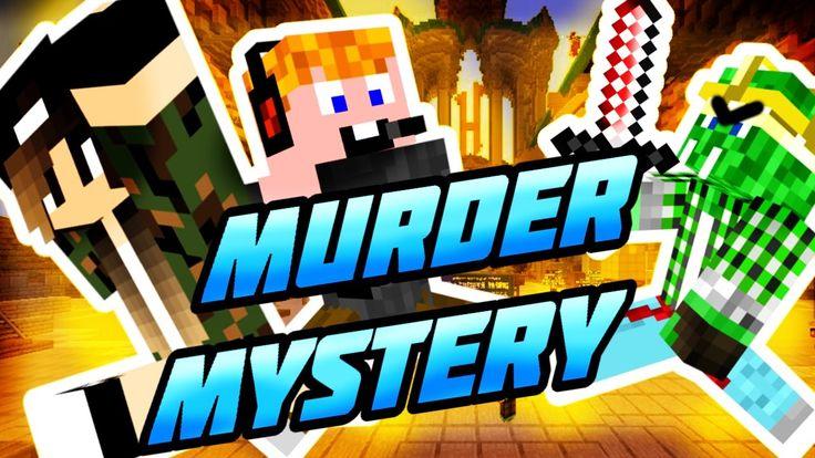 Minecraft - Murder Mystery [MENEKÜLJ!!!]