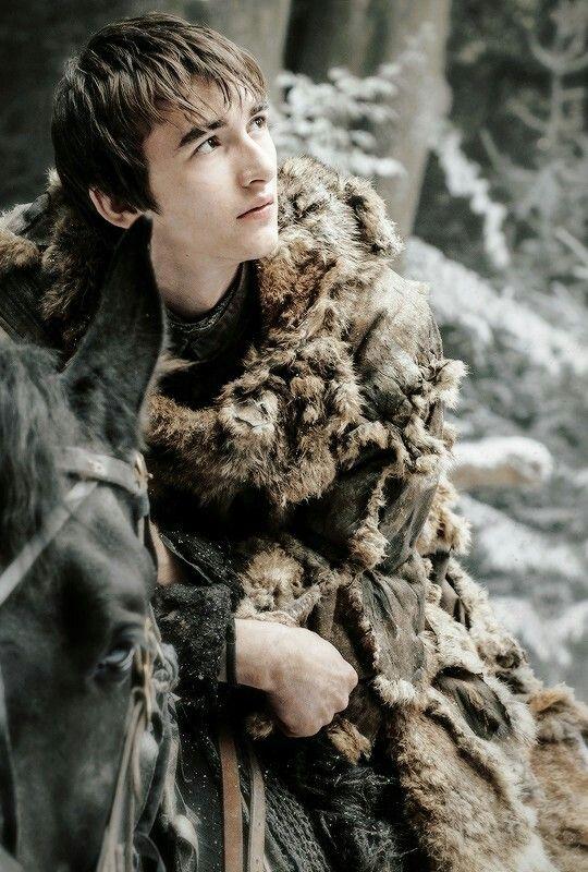 Bran Stark | Isaac Hempstead Wright
