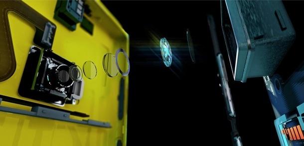 Nokia EOS - cameră foto de 41 MP și Windows Phone