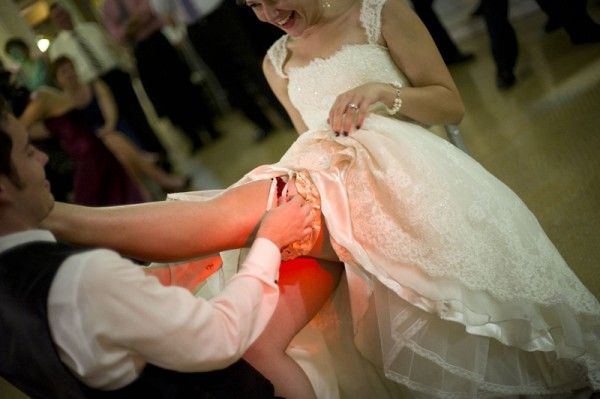 The Top 10 Songs For The Garter Toss At Your Wedding