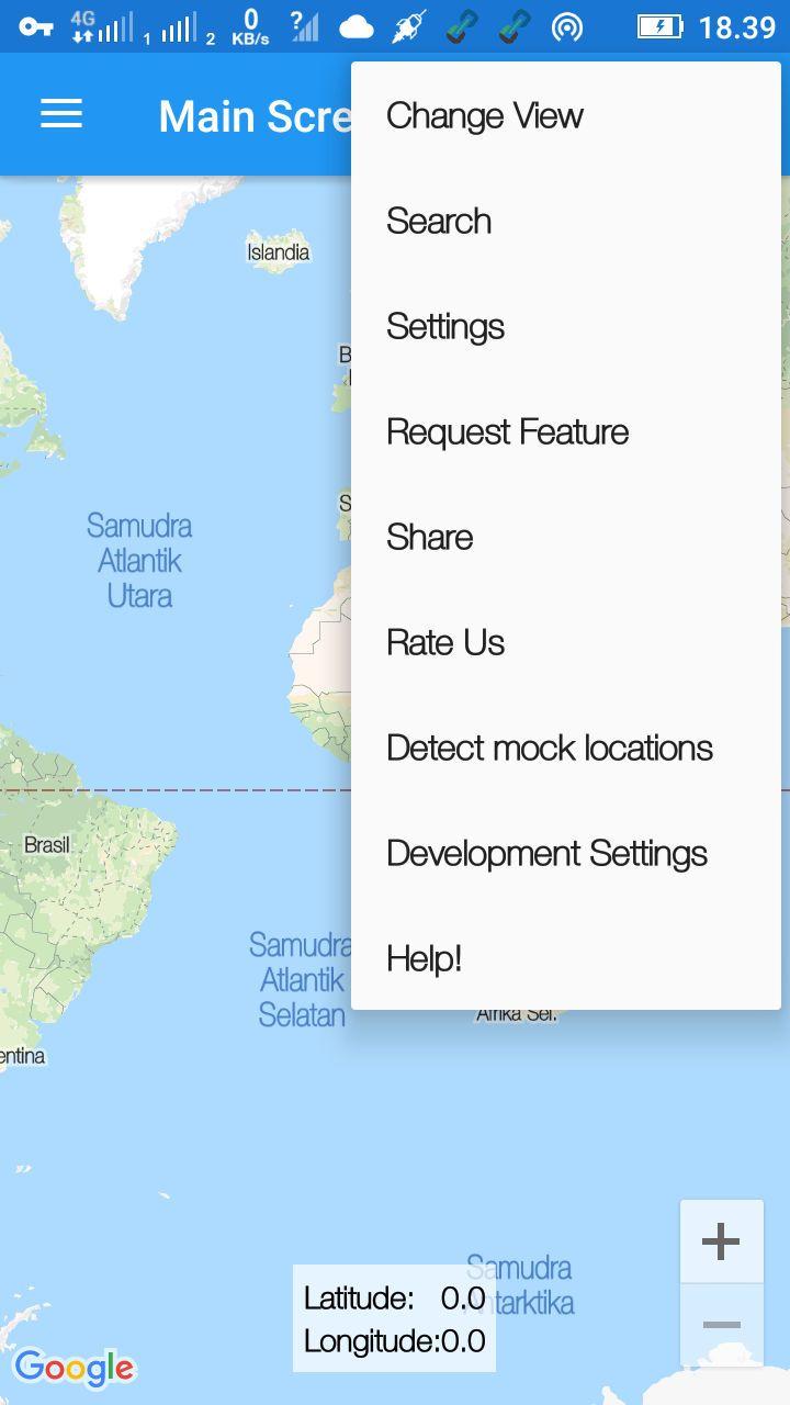 Aplikasi Fake GPS keren Gacor buat ngojek grab gojek | Aplikasi