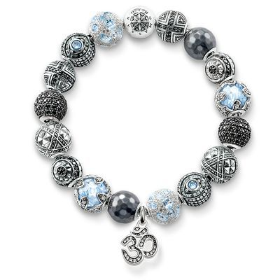 We are loving the new range of #karma #beads from #ThomasSabo!
