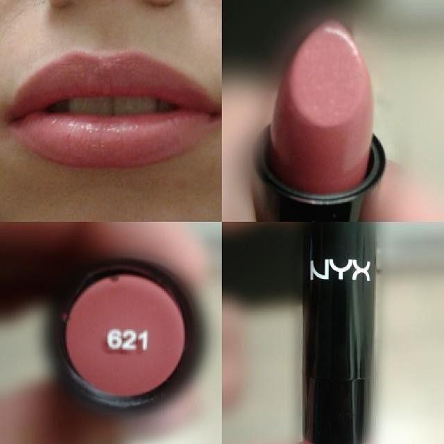 Extra cremiger runder Lippenstift   – Makeup