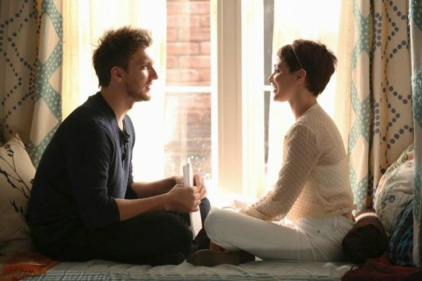 Chasing Life - April Carver (Italia Ricci) e Leo Hendrie (Scott Michael Foster) - 2x04 - Truly Madly Deeply