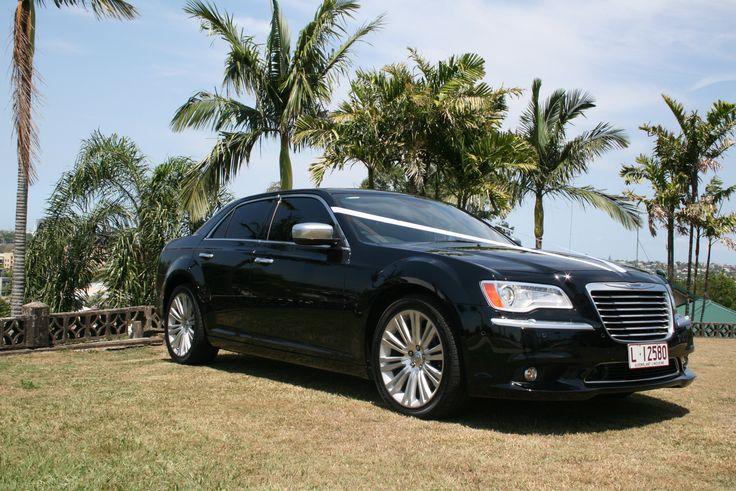 Chrysler 300C New Model in Metallic Black