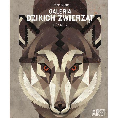 Galeria dzikich zwierząt. Północ w TaniaKsiazka.pl