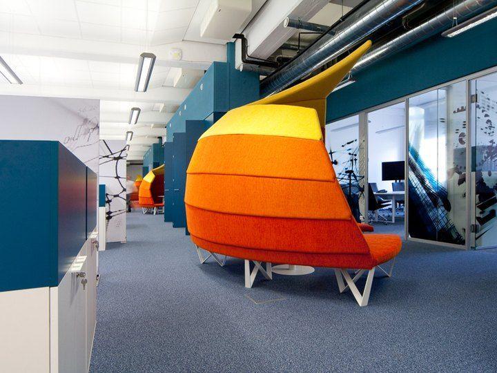 Der Standard Newsroom by IDFL