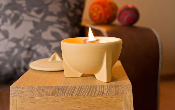 Schmelzfeuer Indoor CeraNatur® | DENK Keramik