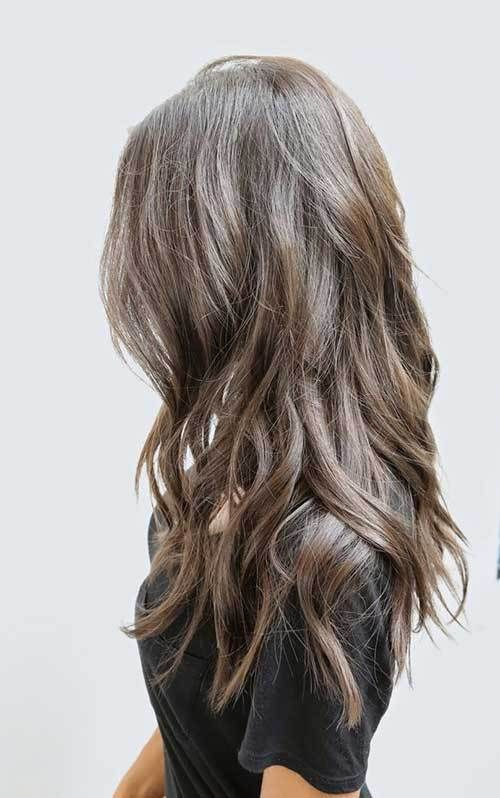 232 best Long Hairstyles images on Pinterest | Hairdos, Haircut ...