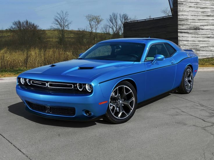 Cars for Sale: New 2017 Dodge Challenger SXT for sale in Indianapolis, IN 46268: Coupe Details - 452741726 - Autotrader