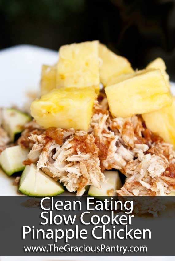 I have this infatuation with pineapple. I had always thought it would be good on pretty much anything...I had never thought it would be good on chicken also. This recipe looks amazing and it's soo easy!