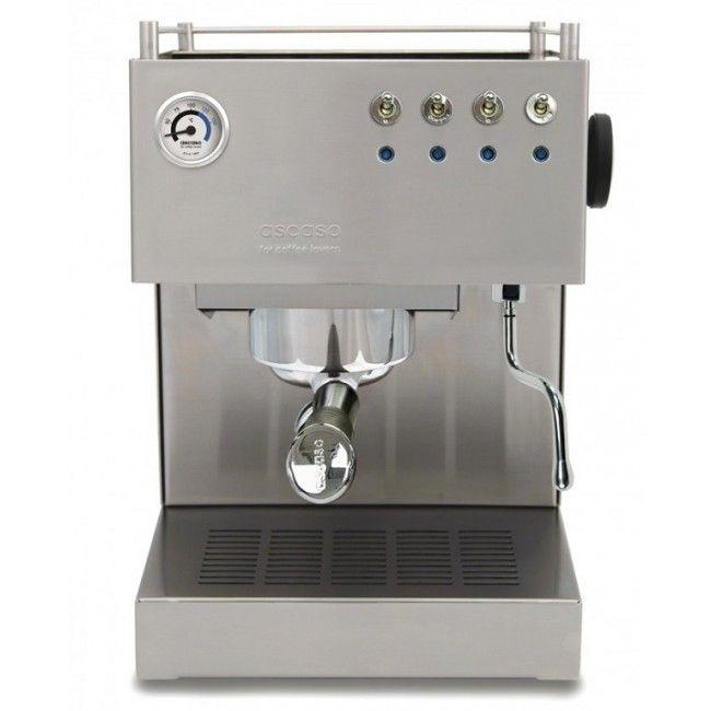 Ascaso Steel Uno Prof - espressomaskin