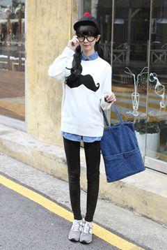 [bullang] korean teenage girls fashion