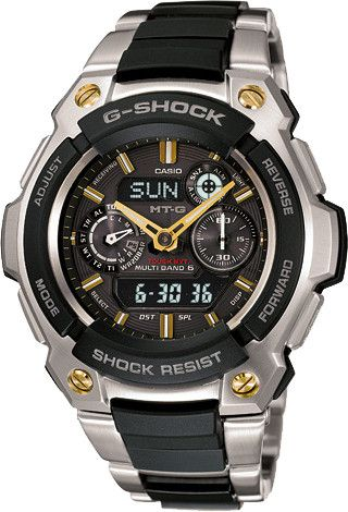 G-Shock Tough Solar Multiband 6 MT-G Watch // MTG-1500-9AJF // Free Shipping in Australia