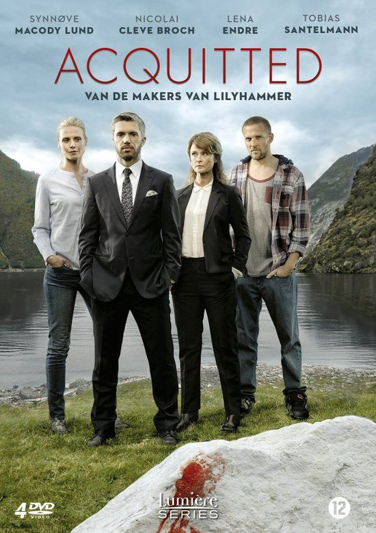 We need to give this a try... bol.com   Acquitted, Synnøve Macody Lund, Lena Endre & Nicolai Cleve Broch   Dvd