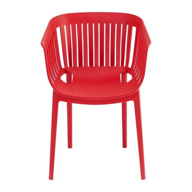 Chaise Golden Gate Rouge Kare Design Chaise Haute Chaises Bois Chaise Pliante