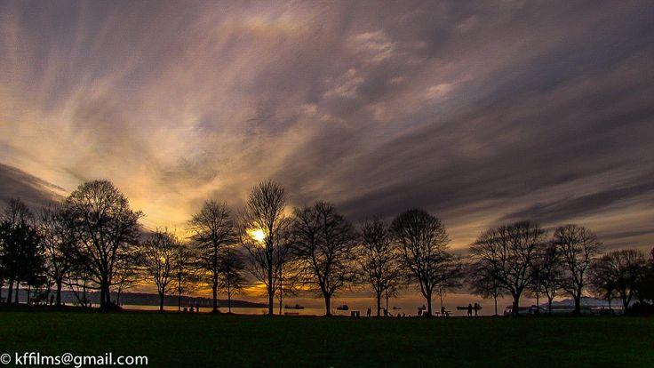 vancity sunset