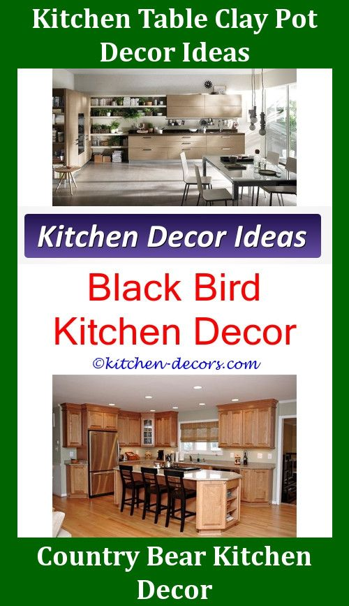How To Decorate A Small Kitchen Kitchen decor, Rustic country