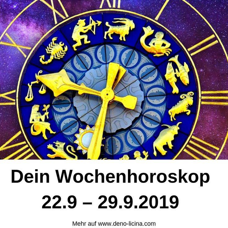 Woche Horoskop