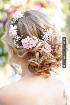 wedding hairstyles | Wedding Pins! The Best Wedding Picture Ideas! Create Your Wedding Picture List Today! http://www.weddingpins.net/pin/category/wedding-hairstyles/