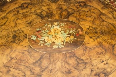 06747-Antique-Burr-Walnut-Marquetry-Oval-Loo-Table-c.1860-1
