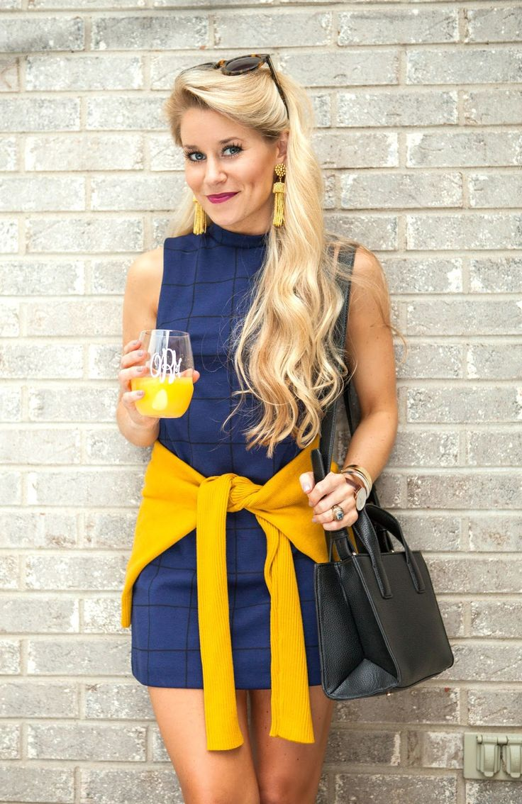 Notre Dame Game Day Style || Lovely Little Style