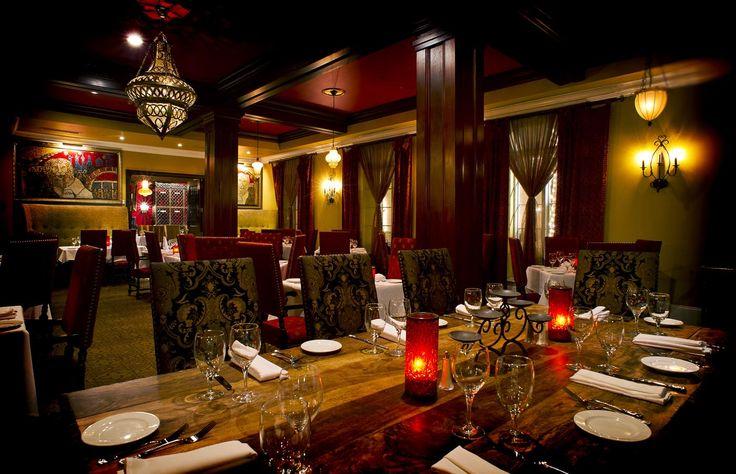 Bayfront Restaurant St Augustine