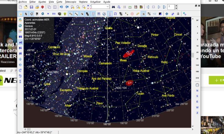 Sky Chart Maker: Crea asombrosos gráficos del universo - https://www.vexsoluciones.com/noticias/sky-chart-maker-crea-asombrosos-graficos-del-universo/