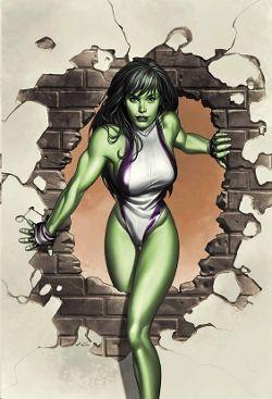 She Hulk inspiration for Emme's Halloween costume