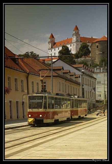 #Bratislava Old Town