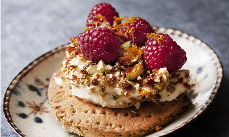 Summertime and the puddings are easy. From blackcurrant buns to chilled rice with apricots, Nigel Slater has brilliant recipes for the soft-fruit and berry season