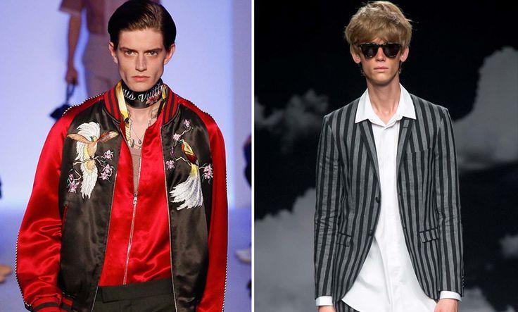 Vida byxor och stilsäkra ränder – här är vårens hetaste modetrender
