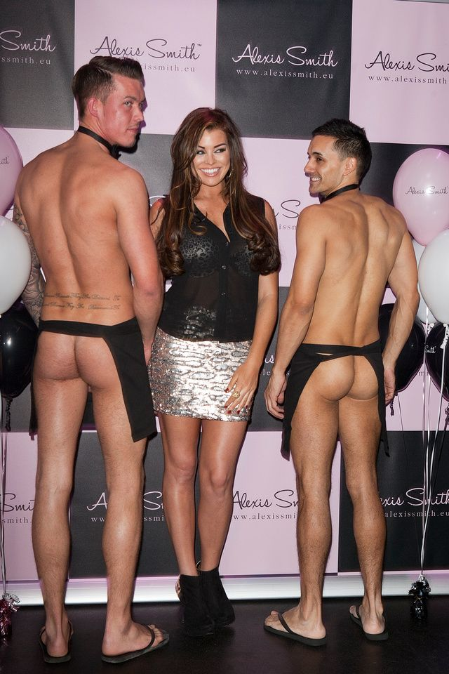 PR & PRESS - TOWIE's Jessica Wright for Alexis Smith lingerie