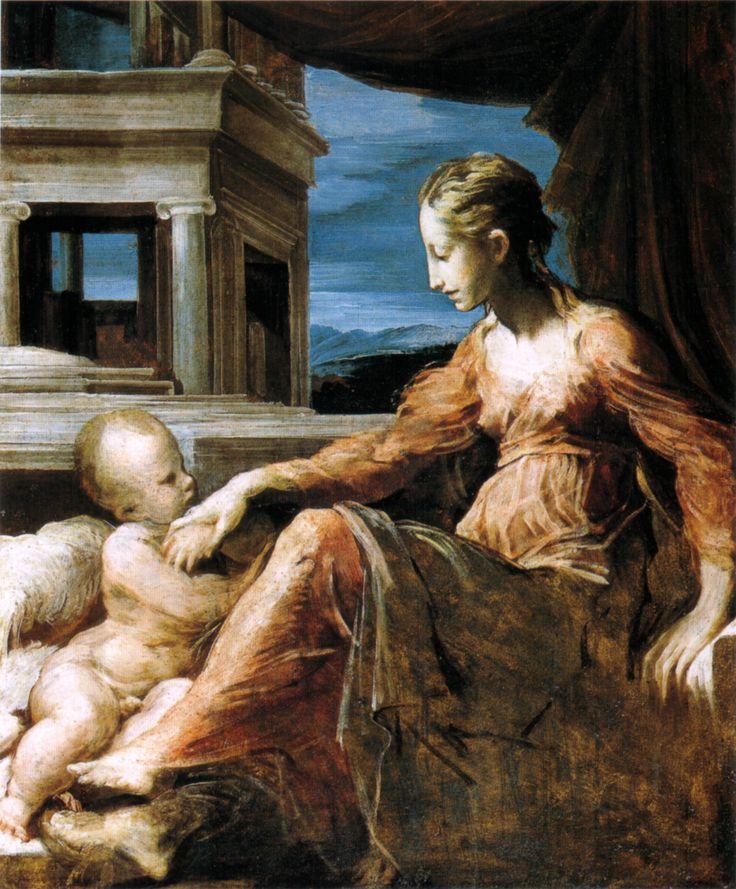 Madonna - Giorgio Vasari - WikiArt.org