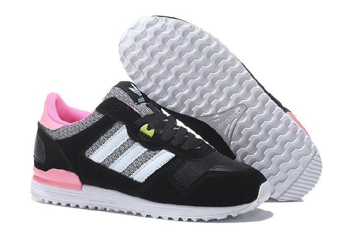Hot Hot Adidas Originals Zx 700 Oryginały Szary Czarny Różowy Buty Trampki Online dla sprzedaż, zakup Adidas Zx Rozmiar