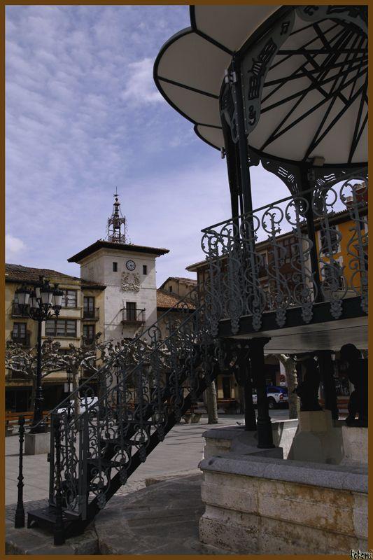 Templete de Briviescas  Burgos Spain