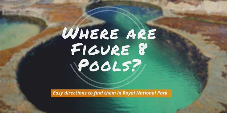 How to Get to Figure 8 Pools, Royal National Park, Sydney