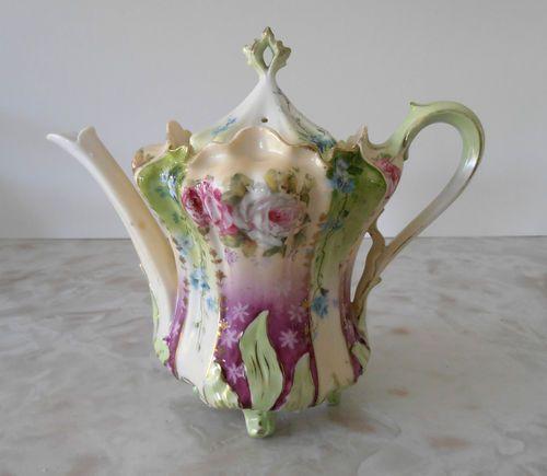Dainty Teapot RS Prussia | eBay