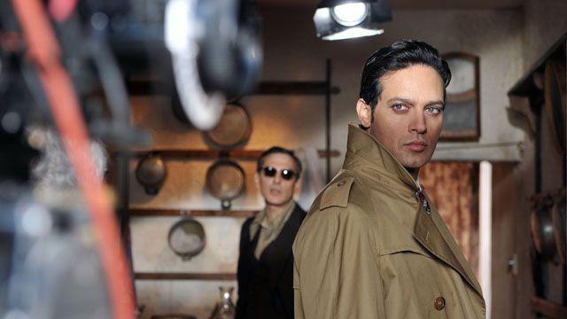 Disparos desde el backstage - Fotogalería - El Honor y Respeto - Serie de TV - Fiction