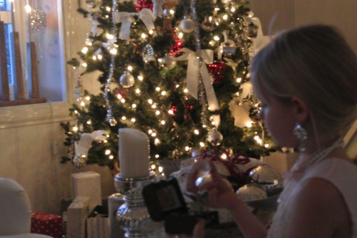 Last christmas.<3