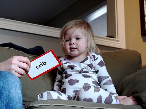 Do You Use Flashcards? A discussion on how to use them in a play based way.