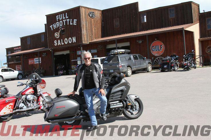 Sturgis Motorcycle Rally – The Week Before  by Jonathan Handler