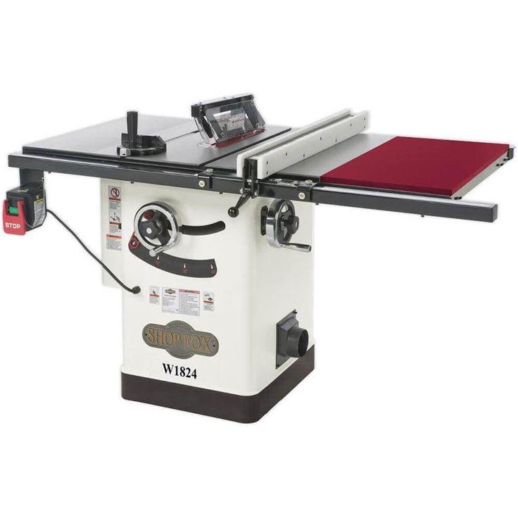 Shop Fox W1824 Hybrid Table Saw