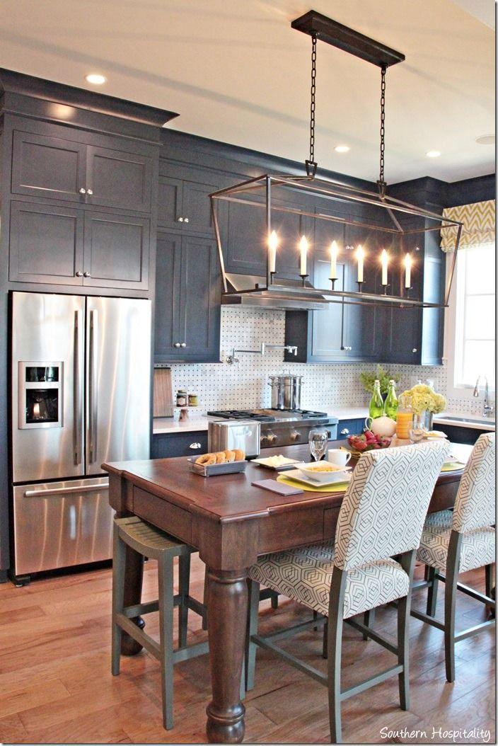 122 Best Kitchen Images On Pinterest Home Ideas Cuisine