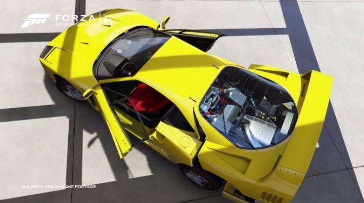 Game Trailer for Forza Motorsport 6