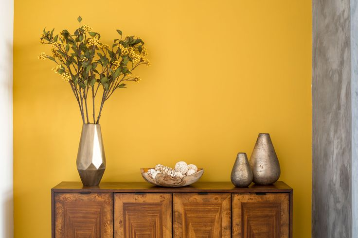 Color of the Year:  Honey Glow (DE5354)