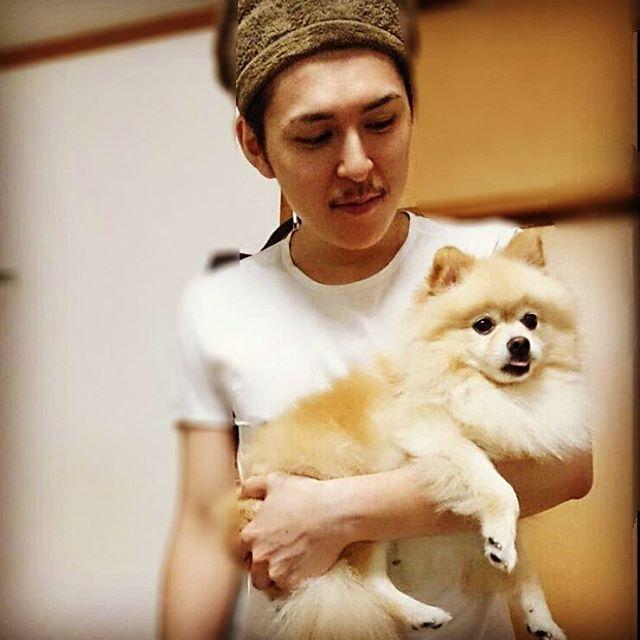 「#風呂上がり」  #寒い #重たい #5キロ #love #dog #l4l #甘酒 #お風呂 #温泉の素 #鼻痛い #ポメラニアン#pomeranian #犬 #愛犬 #family #可愛い#大阪 #日本