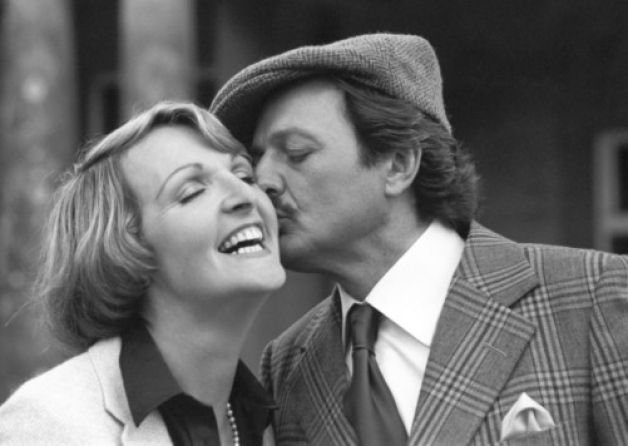 Penelope Keith | dated 20/09/1981 of Penelope Keith (left) and Peter Bowles as Keith ...