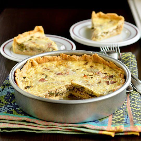 How to Make a Foolproof Quiche